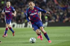 Российский клуб претендует на форварда «Барселоны»