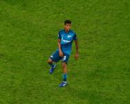Полузащитник «Зенита» вызван в сборную Колумбии