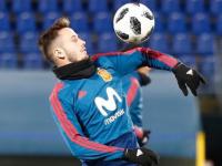 Ньигес: «Рад забить гол за сборную, но он ничего не значит без победы»