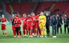 «Спартак» нанёс больше всех ударов в первом туре Лиги Европы