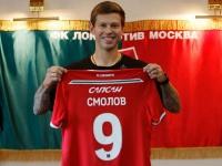 Смолов отпраздновал победу в Кубке России матом