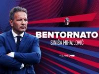 Михайлович – о поражении от «Милана»: «Если бы Ибрагимович играл за нас, то мы бы победили со счётом 3:0»