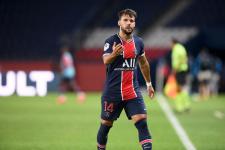 Хуан Бернат вернулся к тренировкам
