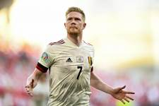 Де Брёйне – о победе над Финляндией: «Тяжёлая игра»