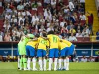Бразилия без проблем обыграла Катар, США минимально уступили Ямайке