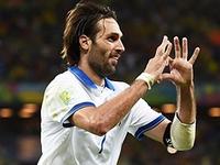 Самарас - Игрок матча в поединке Греция - Кот-д'Ивуар