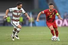 Тренер сборной Бельгии верит в Азара: «Мы увидим лучшую версию Эдена в «Реале»