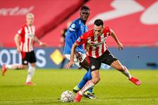 «Аякс» на 90-й минуте ушёл от поражения в матче с ПСВ