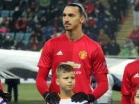 Ибрагимович - второй 35-летний игрок после Дзолы по голам в АПЛ за сезон