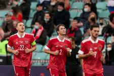 В заявке сборной России на Евро-2020 произошла замена