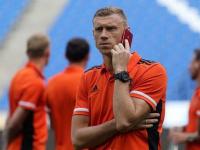 Погребняк пока не обсуждал условия нового контракта с «Уралом»