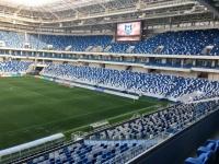 «Балтика» провалила матч с «Волгарём»