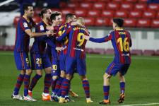 «Барселона» - «Атлетик» Бильбао: прямая трансляция, составы, онлайн - 0:0