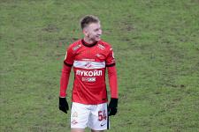 «Желаем надёжной игры»: «Спартак» поздравил Маслова с днём рождения