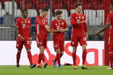 «Бавария» - «Боруссия» Мёнхенгладбах - 6:0 (завершён)
