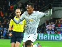 Три мяча Марсьяля позволили «Манчестер Юнайтед» разгромить «Шеффилд Юнайтед»