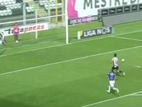 Два жутких ляпа в одном моменте из чемпионата Португалии