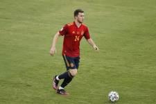 Лапорт забил свой первый гол в составе сборной Испании