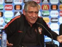 Сантуш: «Арбитр извинился за незасчитанный гол Роналду»