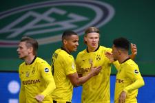Дортмундская «Боруссия» вышла в Лигу чемпионов, продлив победную серию