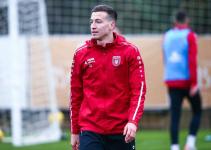 Макаров дебютировал за «Динамо» в дерби с ЦСКА