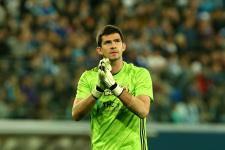 Бабурин займёт место в воротах «Краснодара» в матче с «Тамбовом»