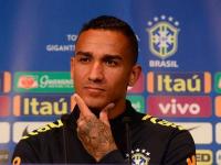 Сборная Бразилии потеряла Данило за день до матча с командой Коста-Рики