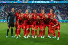 Дания – Бельгия - 1:2 (закончен)