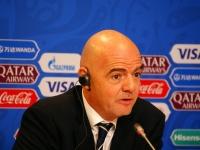 Президента ФИФА продолжают обвинять в причастности к созданию Суперлиги