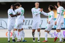 На 90-й минуте «Наполи» забил, казалось, решающий гол «Сассуоло» и тут же упустил победу