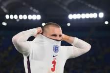 Шоу играл на Евро-2020 со сломанными ребрами