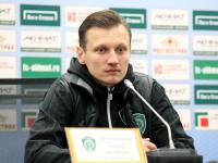 Галактионов – о победе 5:0 над Эстонией: «Полностью довольным быть нельзя»