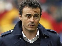 "Луис Энрике: ""Барселона"" зависит от Месси"""