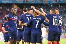 Венгрия - Франция - 1:1 (закончен)