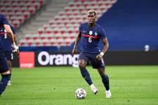 Погба стал лучшим игроком матча Франция - Германия