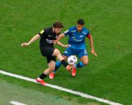 Дуглас Сантос получил травму в игре со «Спартаком»