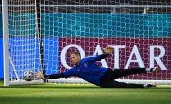 Болельщики сборной Франции едва не ранили вратаря венгров