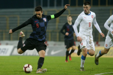 Моро и Нжи - в стартовом составе «Динамо» на матч с «Рубином»