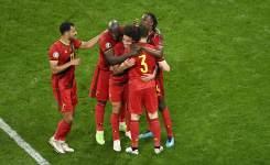 Названы стартовые составы на матч Бельгия - Португалия