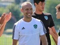 «Малыш, ну куда ты»: футболистка Коваленко снова шутит над Глушаковым