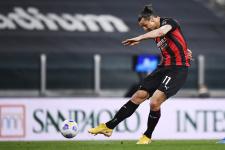 Ибрагимович: «Буду рад видеть Жиру в «Милане»
