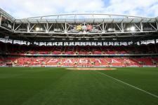 Матч «Спартак» - «Нижний Новгород» посетят не более 500 болельщиков
