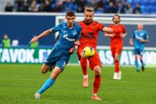 «Зенит» сможет выкупить Мусаева за 1,5 миллиона евро в течение двух сезонов