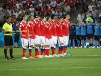 Гостевая форма сборной России на чемпионат Европы-2020