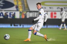 Игрок сборной Украины терял сознание перед Евро-2020
