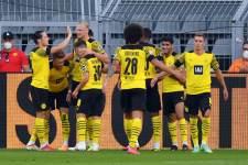 Дортмундская «Боруссия» проиграла «Фрайбургу» и другие результаты Бундеслиги