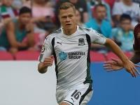 Классон забил 11-метровый, «Краснодар» сравнял счёт